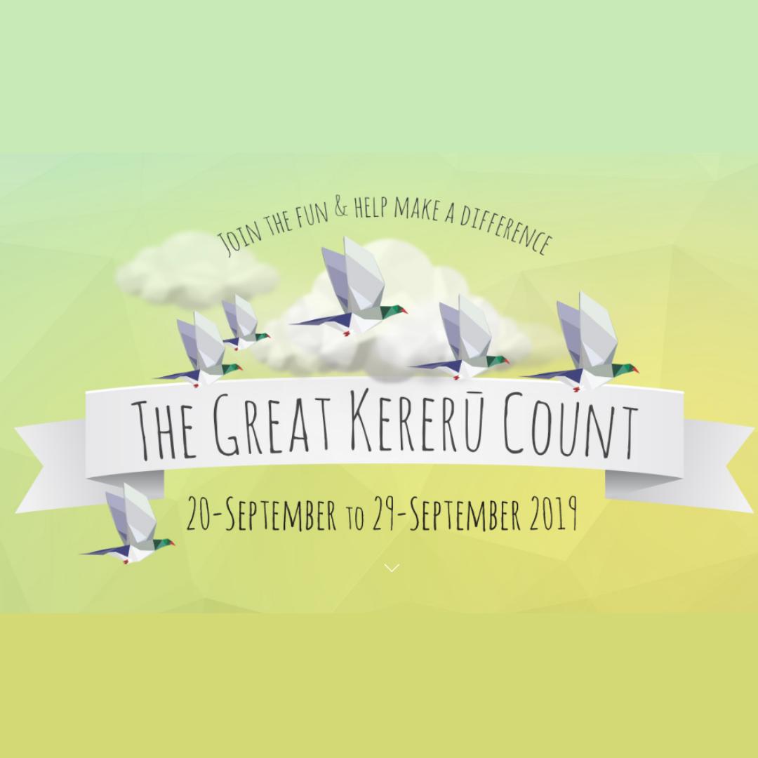 Great Kererū Count 2019