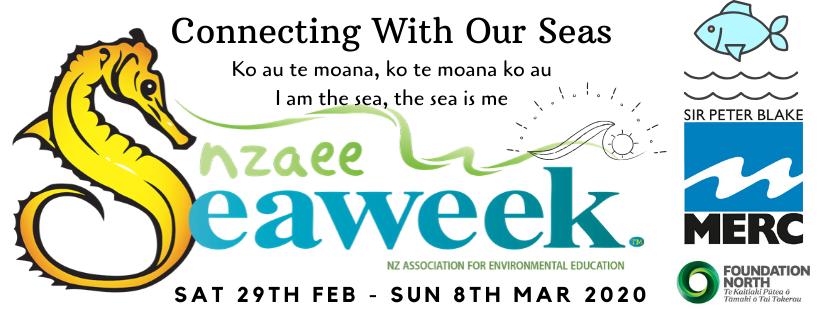 Seaweek 2020 flier