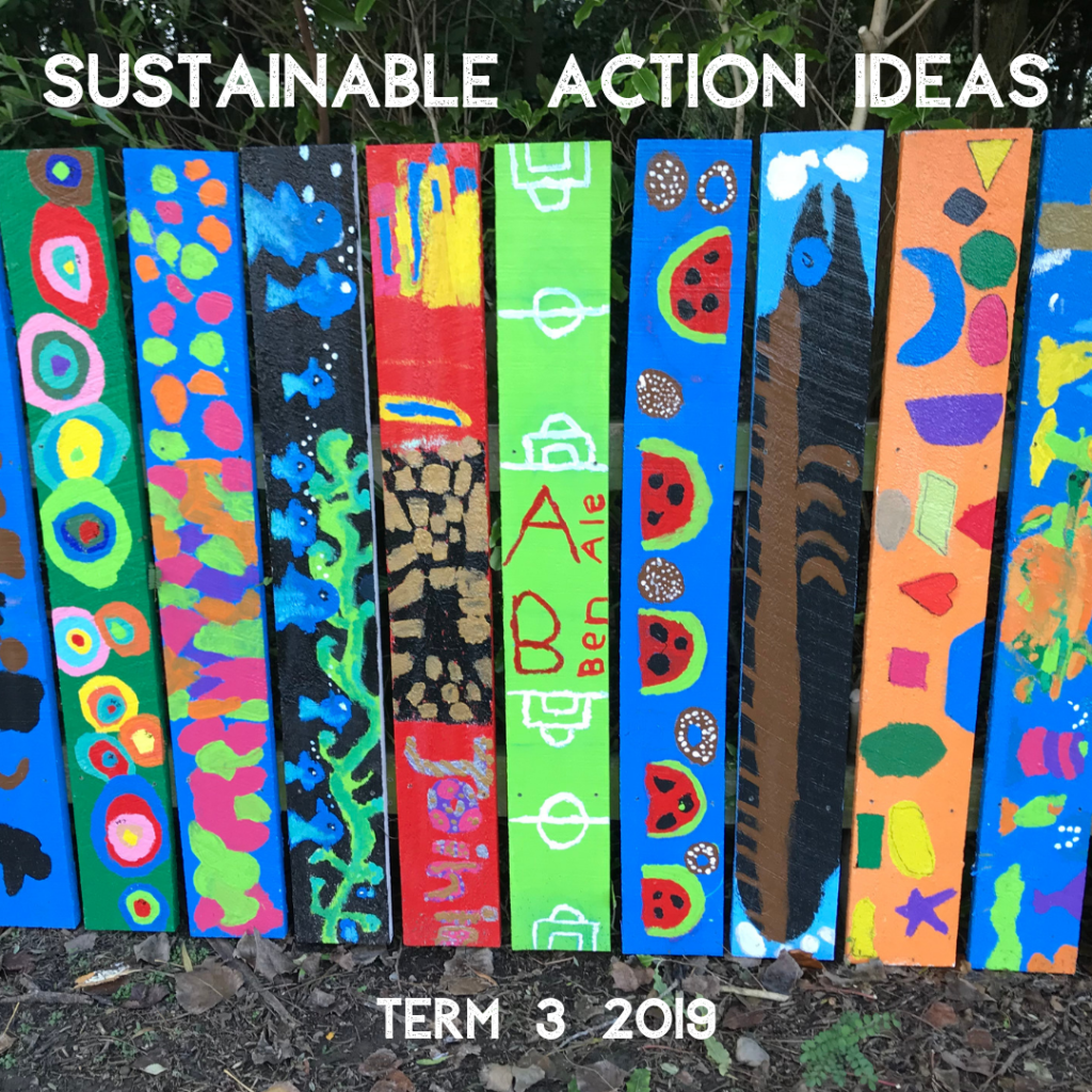 Sustainable Action Ideas