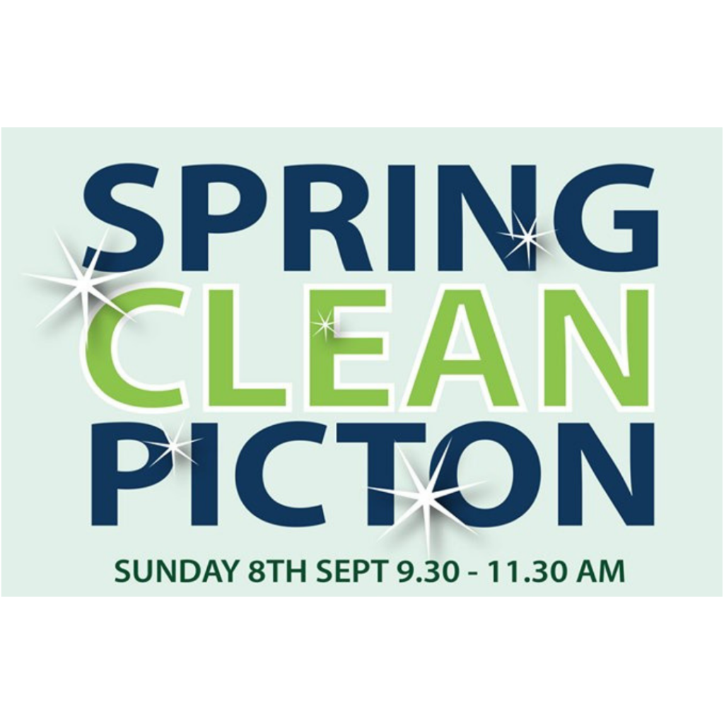 Spring Clean Picton